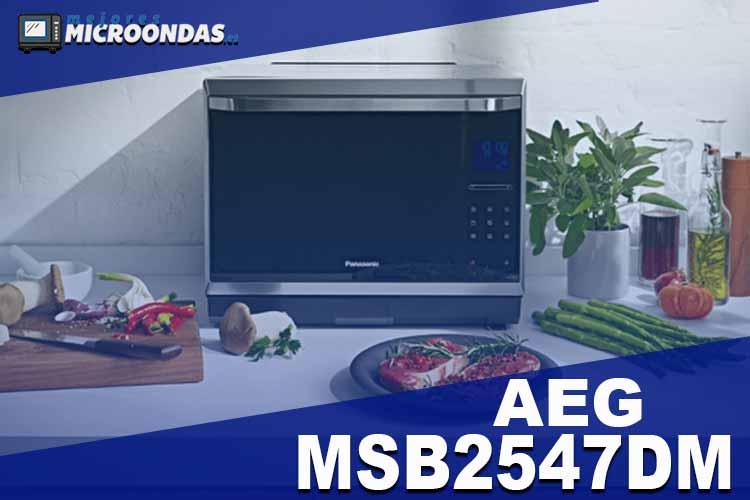 Opinion-Microondas-Aeg-msb2547dm