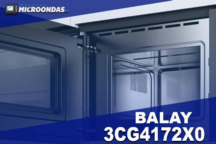 Opiniones-Microondas-Balay-3cg4172x0
