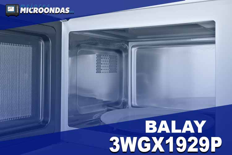 Opiniones-Microondas-Balay-3wgx1929p