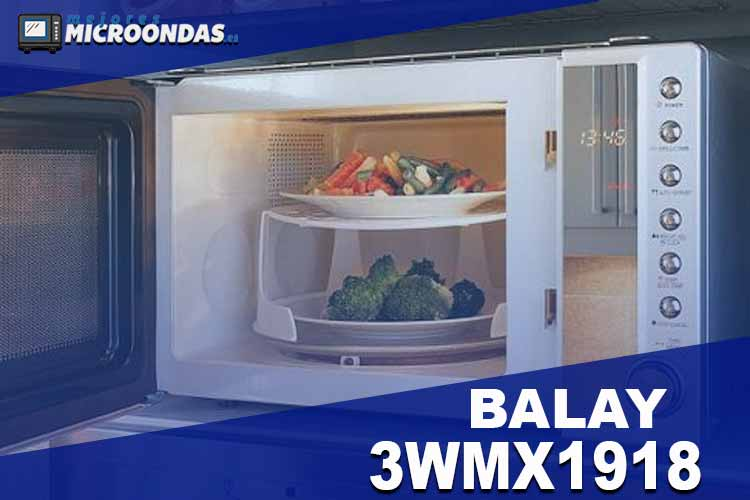 Opiniones-Microondas-Balay-3wmx1918