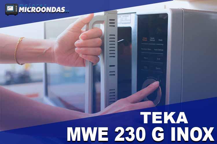 Opiniones-Microondas-Teka-Mwe-230-g-Inox