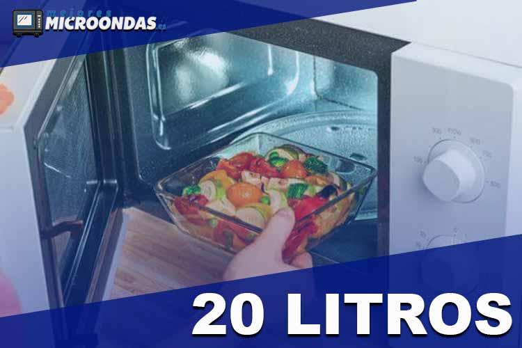 mejores-microondas-20-litros