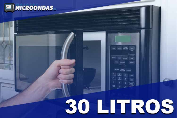 mejores-microondas-30-litros
