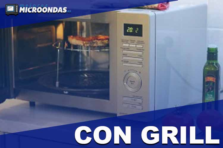 mejores-microondas-con-grill