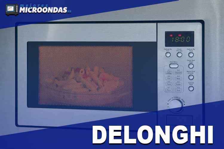 mejores-microondas-delonghi
