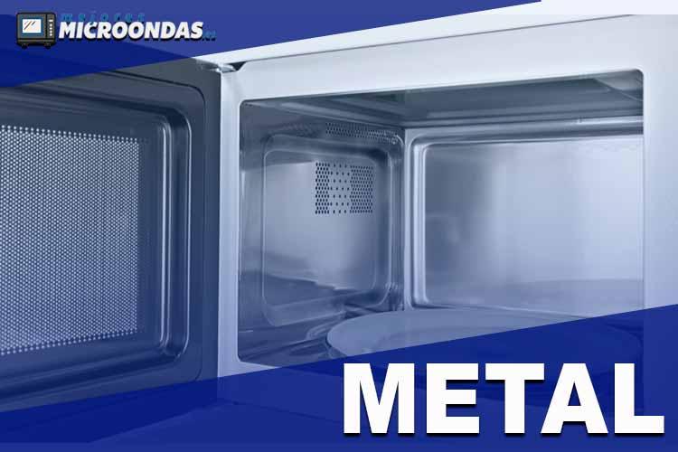 mejores-microondas-metal