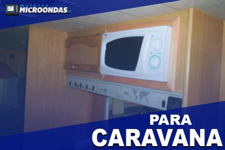 mejores-microondas-para-caravana