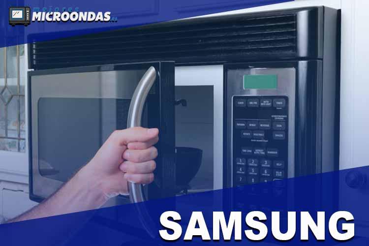 mejores-microondas-samsung