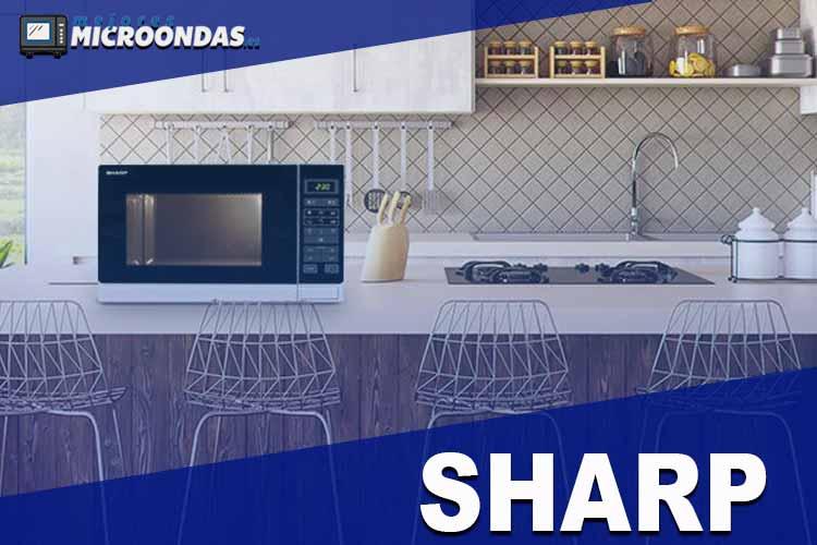 mejores-microondas-sharp