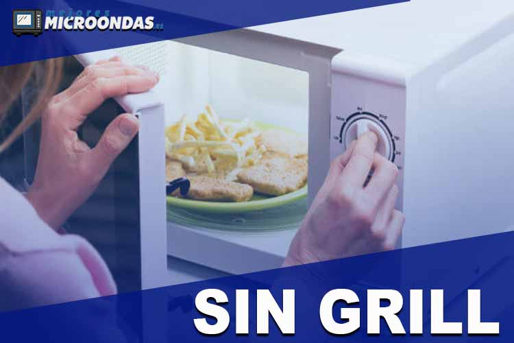 mejores-microondas-sin-grill