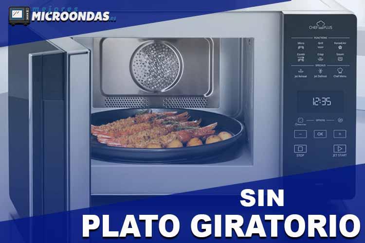 🥇 Mejores Microondas Sin Plato Giratorio ® de 2020 - 【Comparativa y Review】