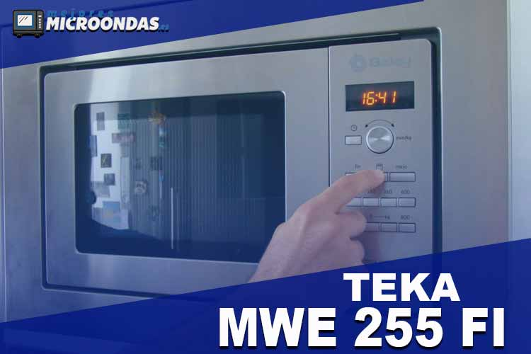 opiniones-microondas-Teka-MWE-255-FI